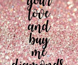 background, glitter, and pink image