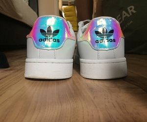 adidas, hologram, and holographic image
