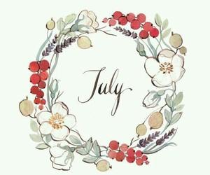 happy july image