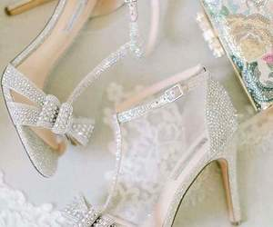heels, lovely, and shoes image