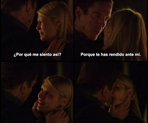 claire danes, carrie mathison, and homeland 2x12 image
