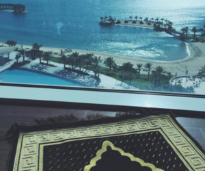 arab, hijab, and islam image