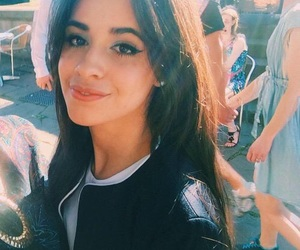 smile, camila cabello, and i have questions image