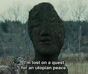 lost, peace, and place image