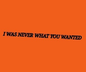quotes, orange, and indie image