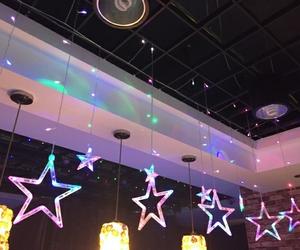 stars, alternative, and lights image