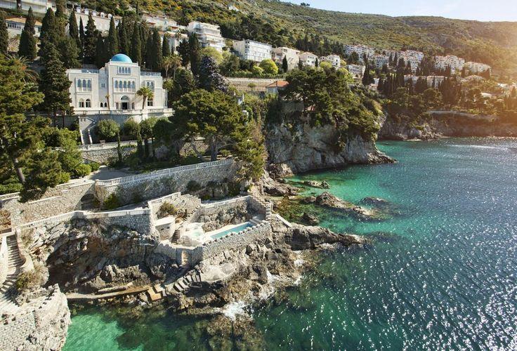 Croatia and mediterranean image