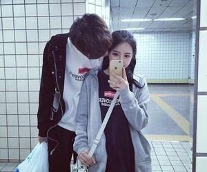 couple, boyfriend, and imagine image