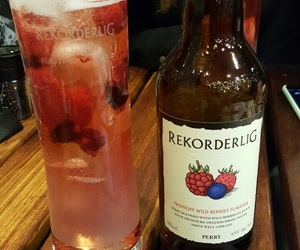 alcohol, berry, and cider image