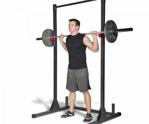 free standing pull up bar image