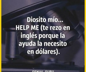 help me, dinero, and dolares image