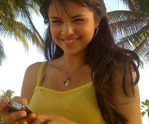 actress, beautiful, and selena gomez image