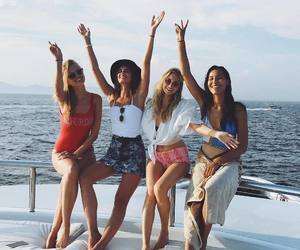 girl, taylor hill, and friends image