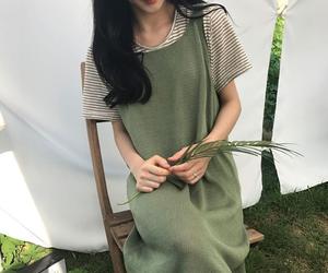 asian fashion, korean fashion, and fashion image