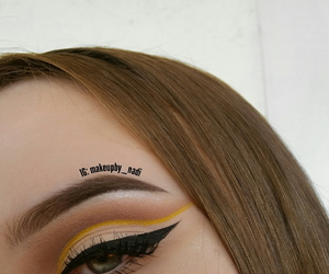 beauty, brow, and lashes image