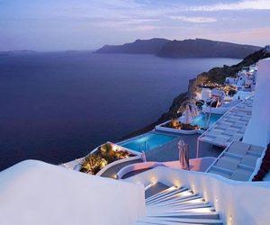 beautiful, Greece, and santorini image