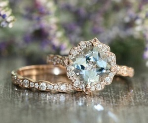 diamond, gold, and jewelry image