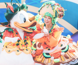 disney, american waterfront, and donald duck image
