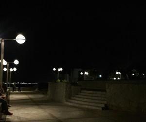 lights, mazatlan, and night image