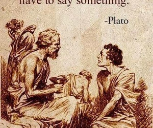 plato, quote, and greek image
