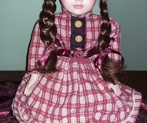 collectible, vintage, and antique doll image