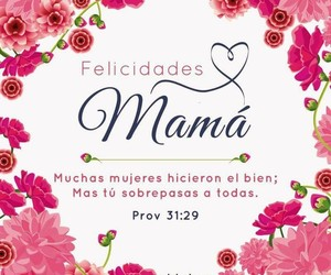 dia de la madre and proverbios 31 29 image