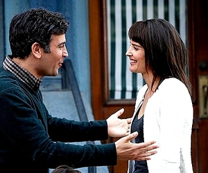 himym, robin scherbatsky, and ted mosby image
