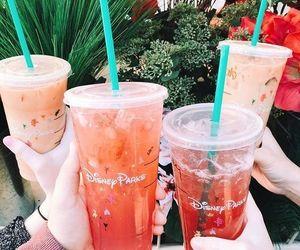 drink, food, and disney image