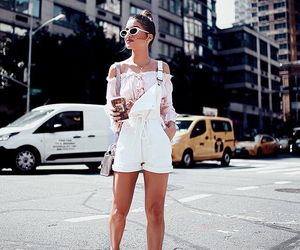 fashion, girl, and camila coelho image