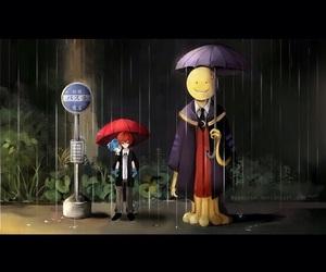 anime, human, and karma image