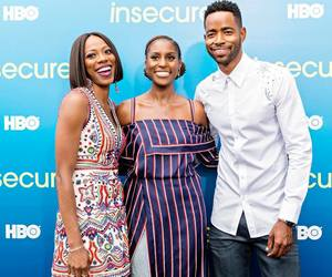 hbo, insecure, and issa rae image