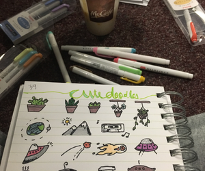 diy, doodle, and ideas image