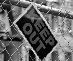 keep out, trespass, and kenji kishimoto image