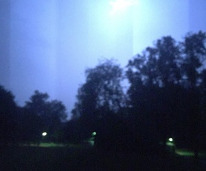 lights, night, and thunder image
