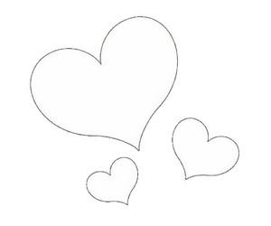 edit, hearts, and png image