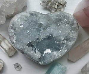 celestial, crystals, and etsy image