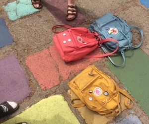aesthetic, art, and bags image