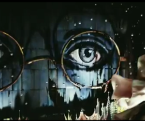 eyes, glasses, and the great gatsby image