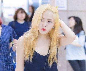 kim ye rim, blonde hair, and kim yerim image