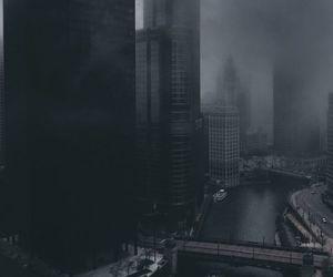 dark and city image
