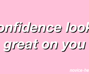 confidence, self love, and girl power image