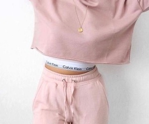baby pink, girl, and goals image