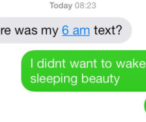 funny, text, and beauty image