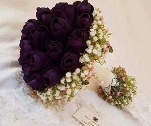 boda, flowers, and wedding image