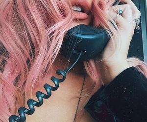 girls, hair, and Hot image