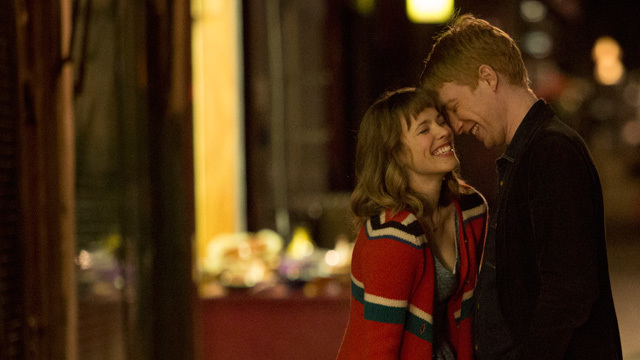 about time, rachel mcadams, and movie image