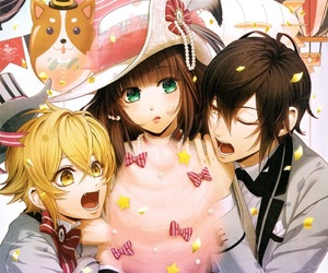 code realize and anime image