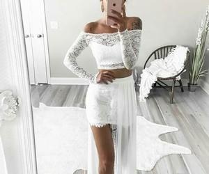 amazing, dress, and beauty image