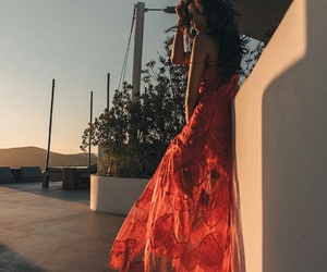 shay mitchell, pretty little liars, and dress image