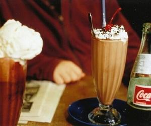 food, vintage, and coca cola image